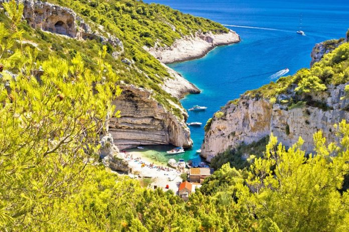 Top 8 Most Beautiful Beaches in the Mediterranean 1