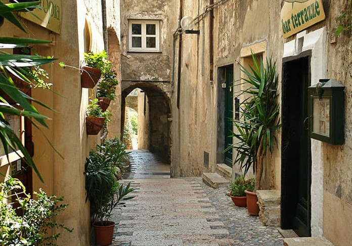 page rustic elements. Contemporary Elements This Street In Dolceacqua Is A Typical Example Of The Italian Streets As  It Has Perfect Blend Rustic Elements Inside Page Elements