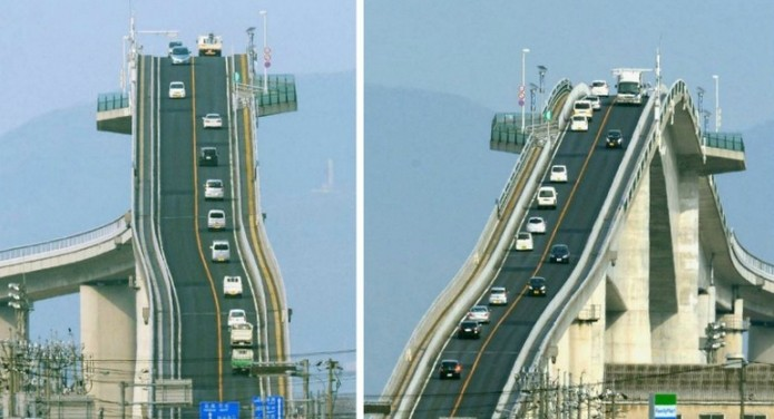 15 Scariest Bridges in the World | This is Italy