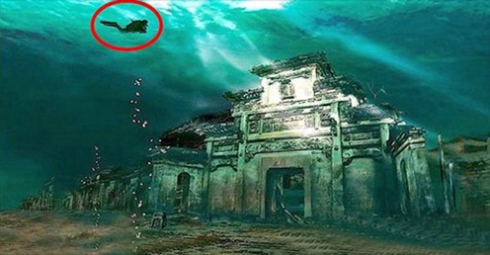 The Ancient Roman Underwater City in Italy | This is Italy