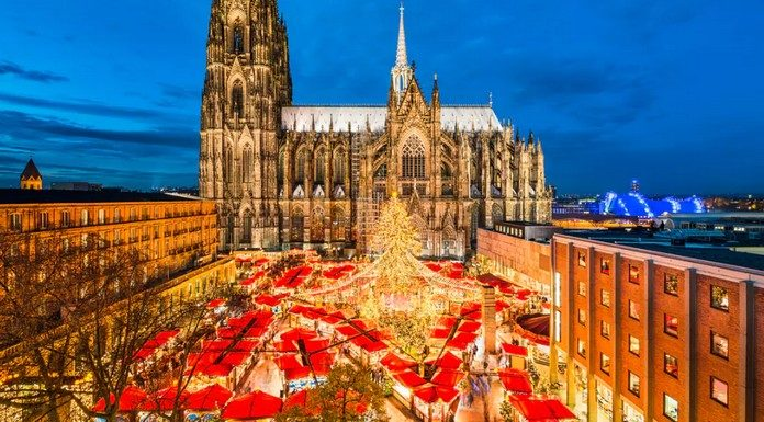 Nothing Embodies Old World Yuletide Charm Like The Christmas Market And Nobody Takes Markets More Seriously Than Germans With Colognes