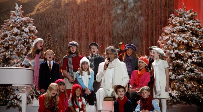 Italian Christmas Music.Italian Christmas Carols By Andrea Bocelli This Is Italy