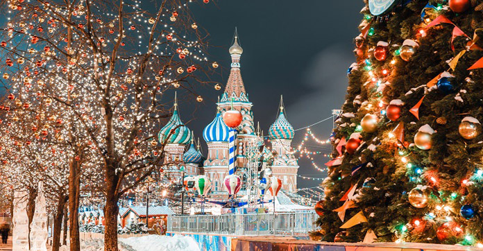 Beautiful Christmas.Top 10 Most Beautiful Christmas Trees In The World This Is