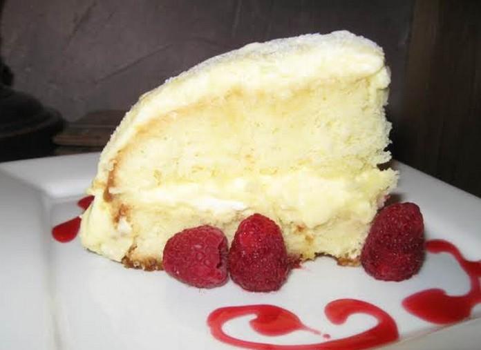Limoncello Creme Cake Recipe This Is Italy