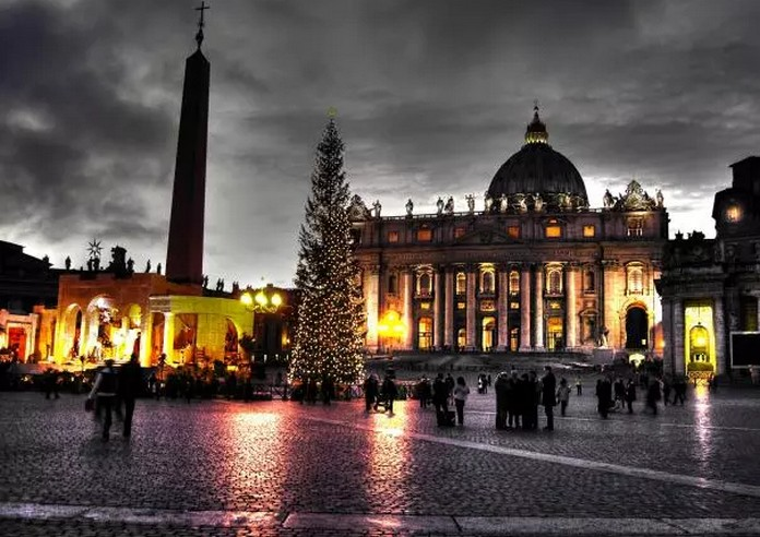 Christmas In Rome 2020 Christmas & New Year (2020) in Rome, Italy | This is Italy